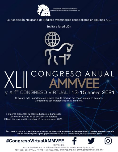 Congreso virtual AMMVEE - Poster