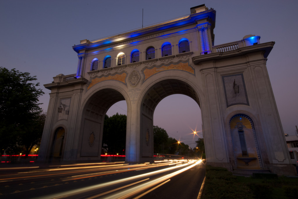 the capital of Jalisco an important gay center